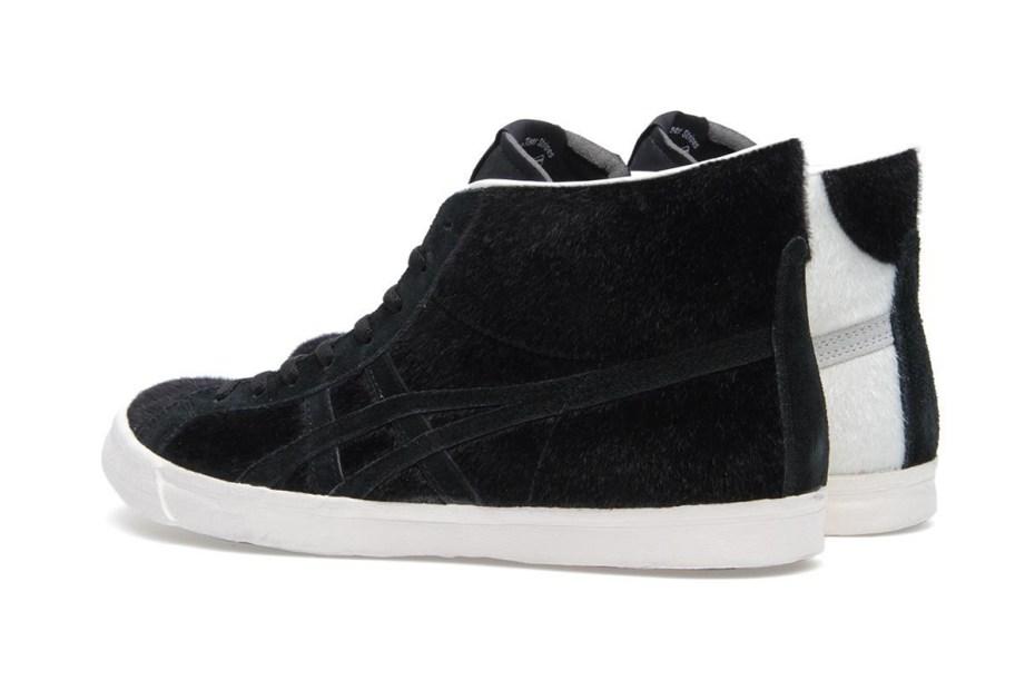 "Image of mita sneakers x Onitsuka Tiger Fabre ""Panda"""