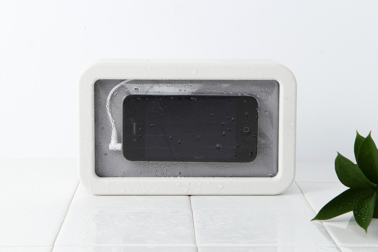 Image of MUJI Splash-Proof Smartphone Speaker