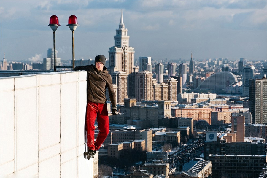 "Image of MustangWanted ""Skywalks"" to New Heights"