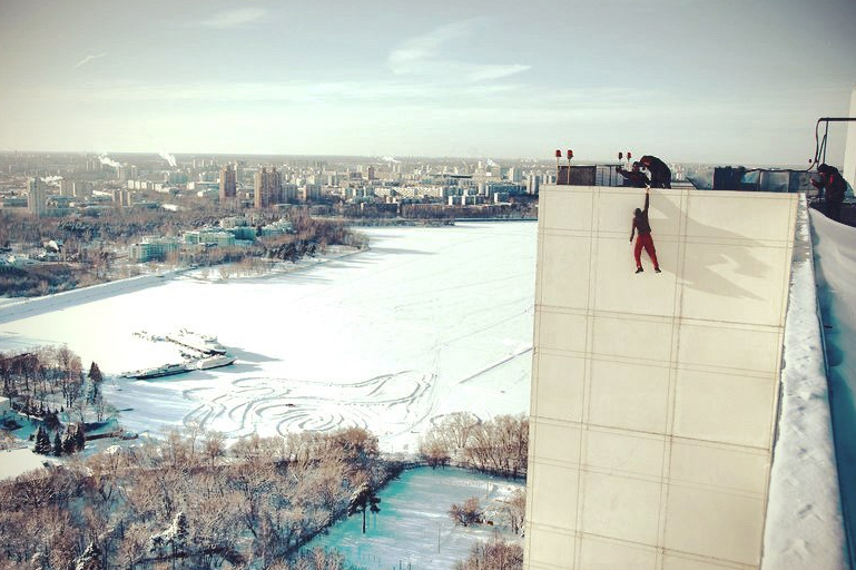 """Image of MustangWanted """"Skywalks"""" to New Heights"""