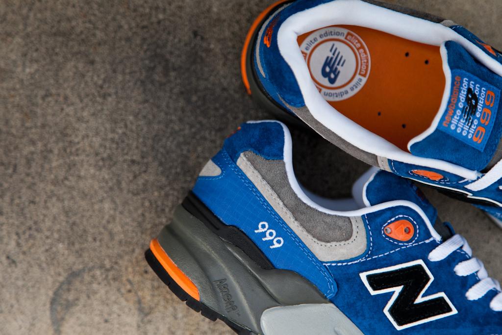 """Image of New Balance ML999 """"Knicks"""""""