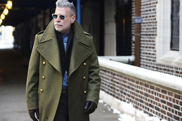 Image of Nick Wooster Leaves JCPenney