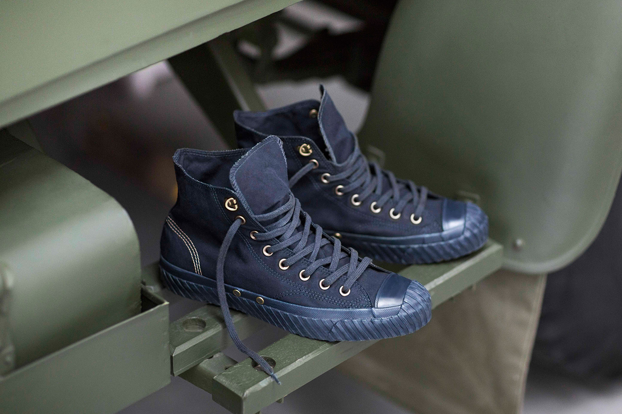 Image of Nigel Cabourn for Converse 2013 Capsule Collection Lookbook
