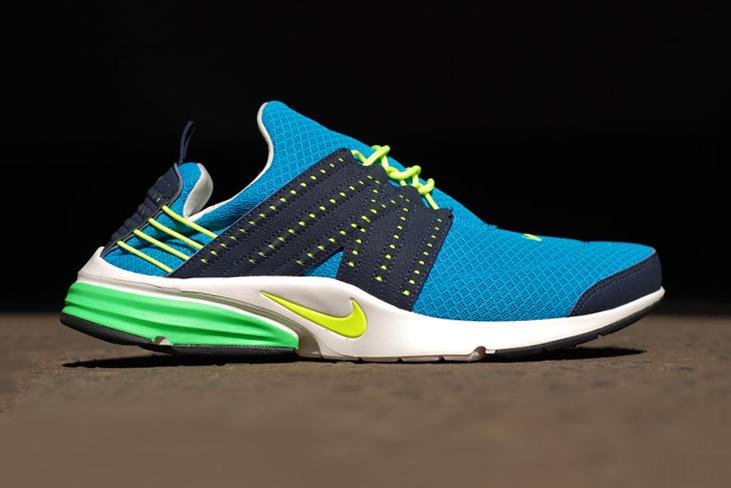 Image of Nike 2013 Spring/Summer Lunar Presto Neo Turquoise/Volt