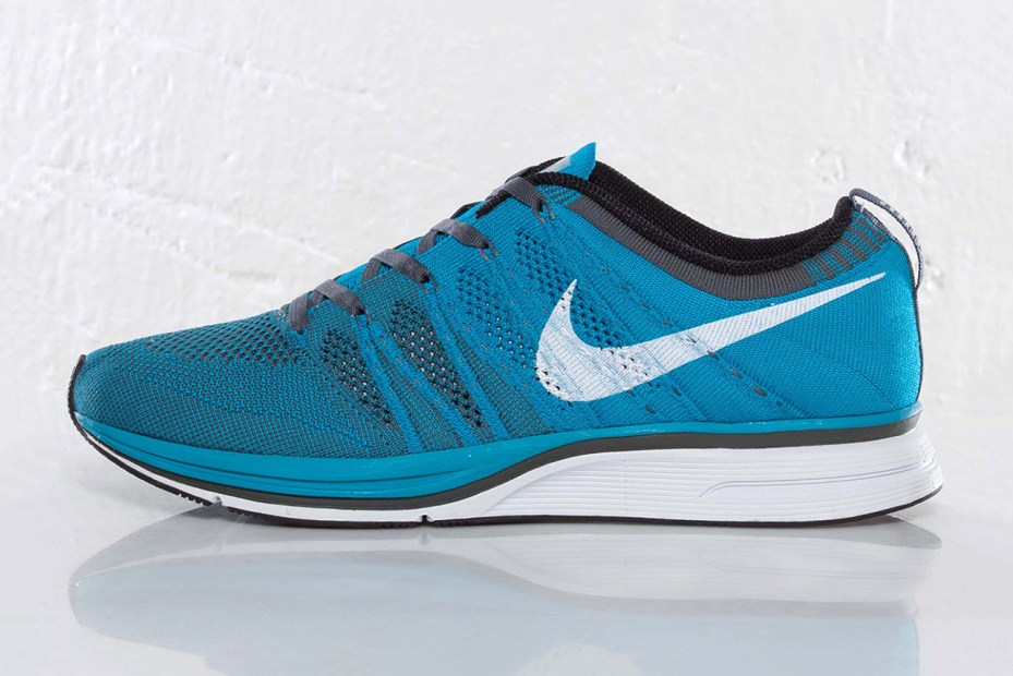 Image of Nike Flyknit Trainer+ Neo Turquoise