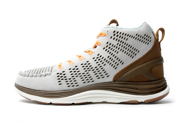 Image of Nike Lunar Chenchukka QS Grey/Brown