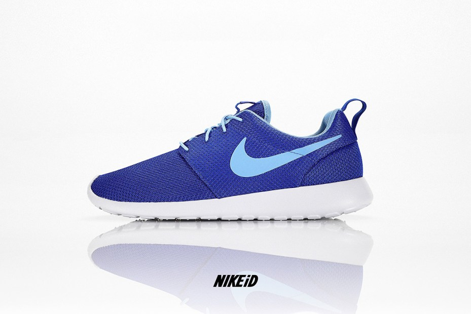 Image of Nike Roshe Run Set to Hit NIKEiD