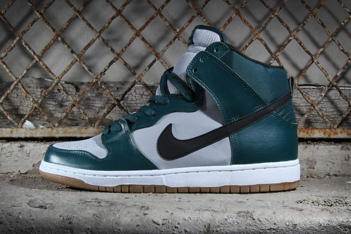 "Image of Nike SB Dunk High Pro ""Dark Atomic Teal"""