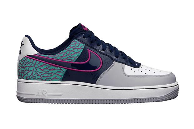 "Image of Nike Sportswear Air Force 1 ""Elephant Print"""