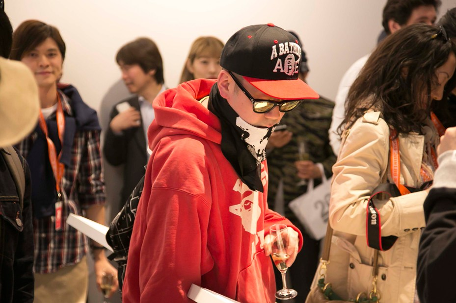 Image of NOWHERE / A Bathing Ape 20th Anniversary Event Recap