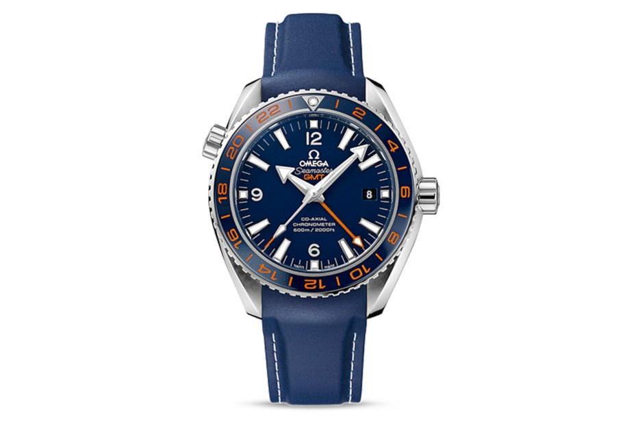 Image of Omega Seamaster Planet Ocean GMT 600M