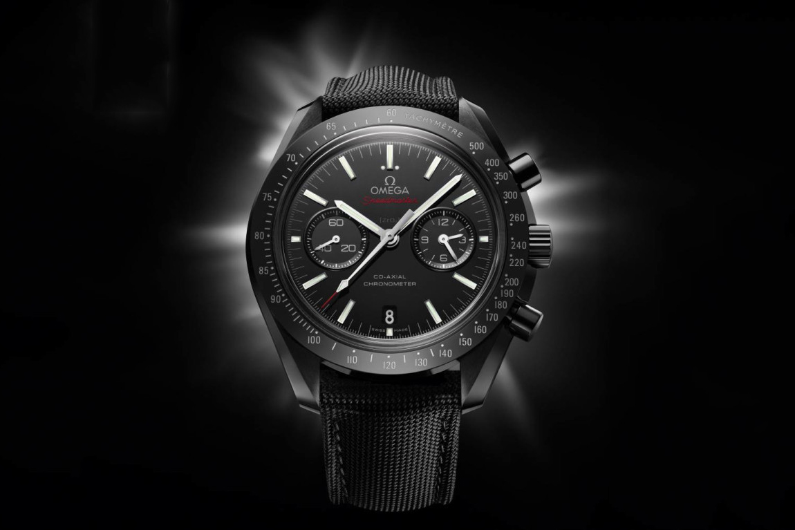 Image of Omega Speedmaster Co-Axial Chronograph Ceramic