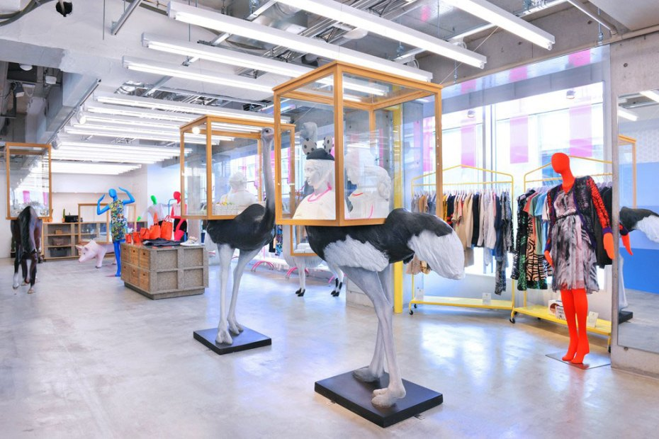Image of Take a Peek Inside Opening Ceremony's New Tokyo Store