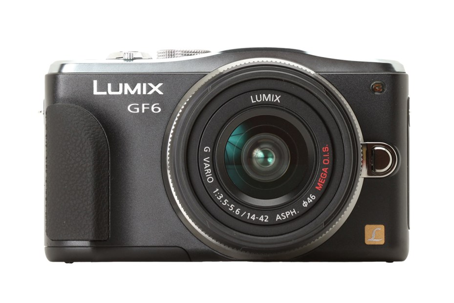 Image of Panasonic Lumix DMC-GF6 Camera