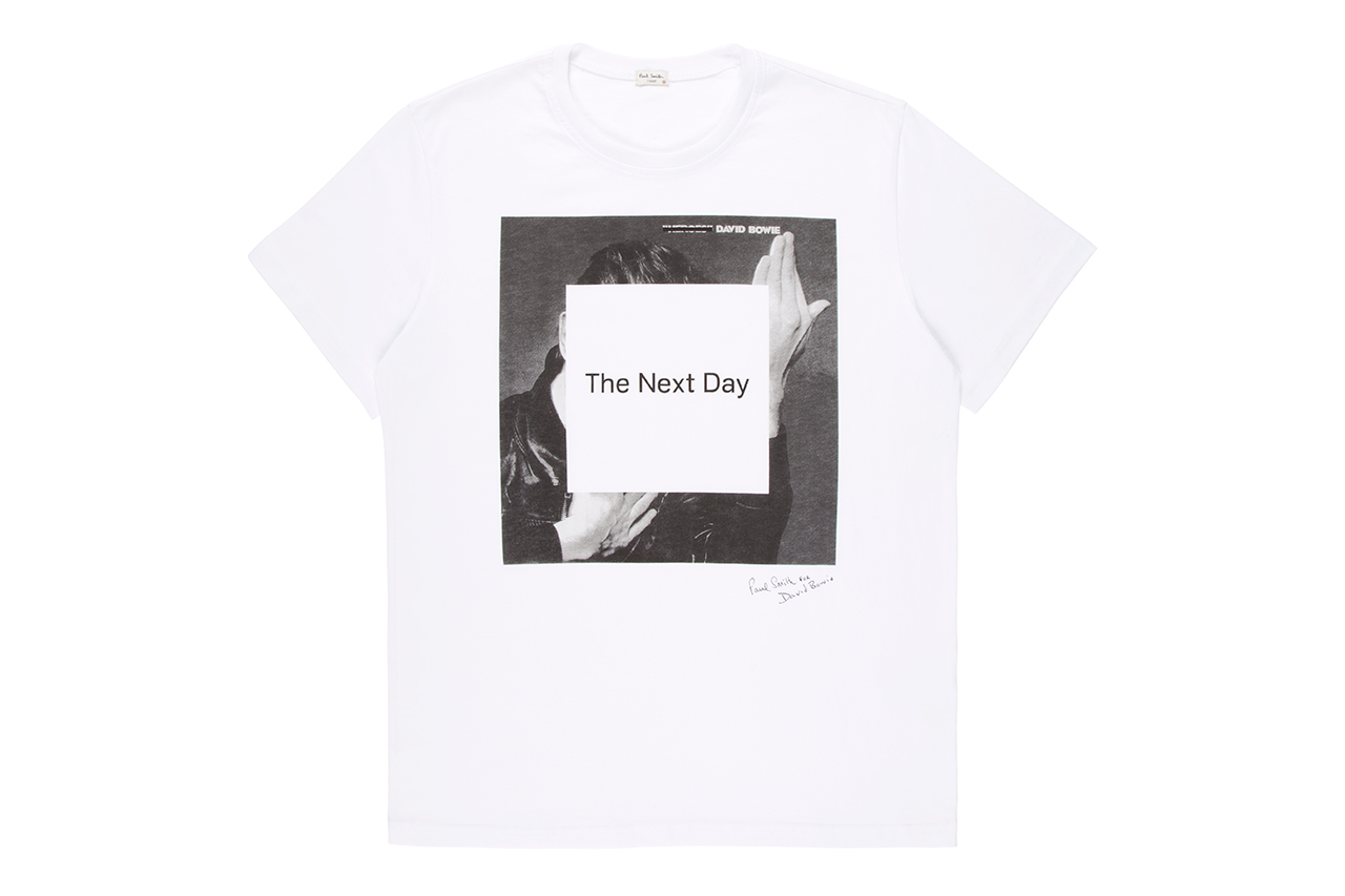"Image of Paul Smith for David Bowie ""The Next Day"" T-Shirt"
