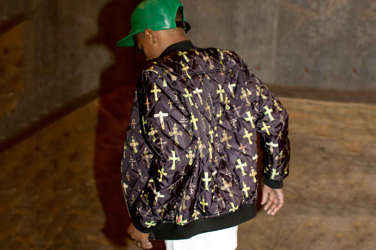 Image of POPEYE: Supreme 2013 Spring/Summer Collection Editorial