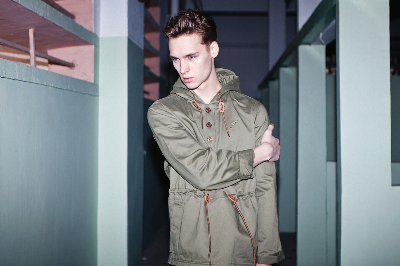 Image of Publish Brand 2013 Spring/Summer Outerwear Collection