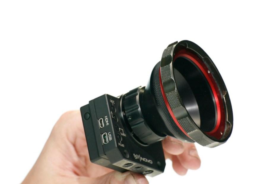 Image of Radiant Images Novo Camera