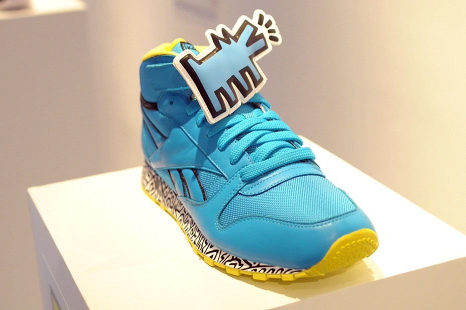 Image of Reebok Classics presents Keith Haring Exhibition