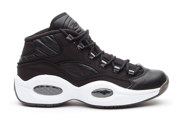 "Image of Reebok Question Mid ""Canvas"" Collection"