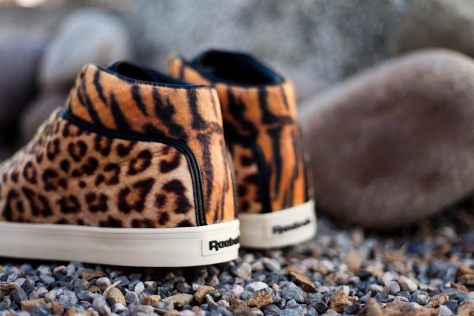 Image of Reebok T-Raww Leopard/Tiger