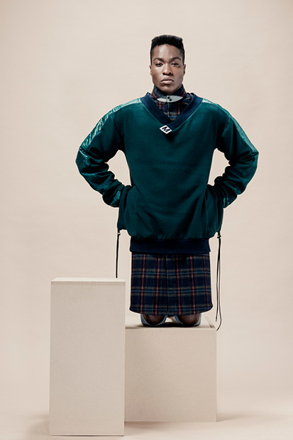 Image of Ricardo Andrez 2013 Fall/Winter Lookbook
