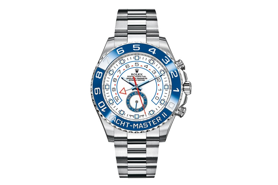 Image of Rolex 2013 Oyster Perpetual Yacht-Master II 904L Steel
