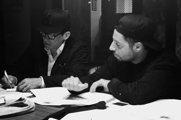 Image of Ronnie Fieg and Mark McNairy Collaborations in the Works?