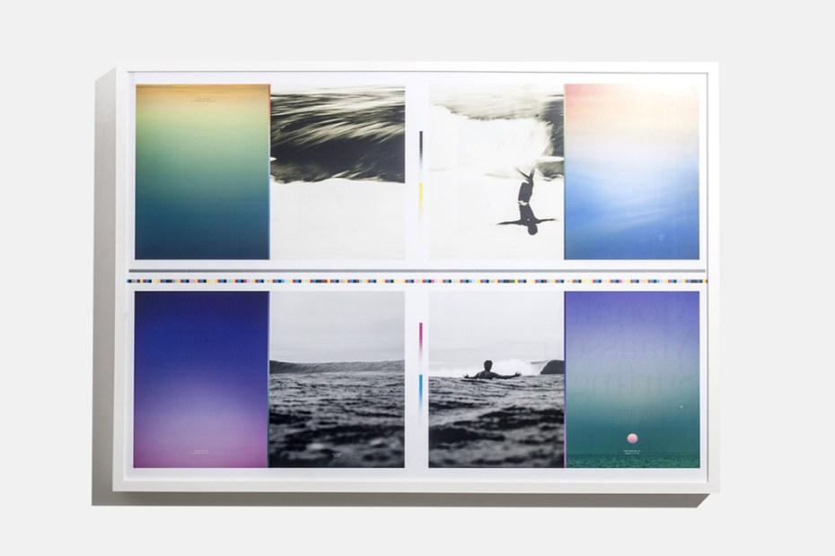 Image of Saturdays Surf NYC Framed Wet Proof Prints