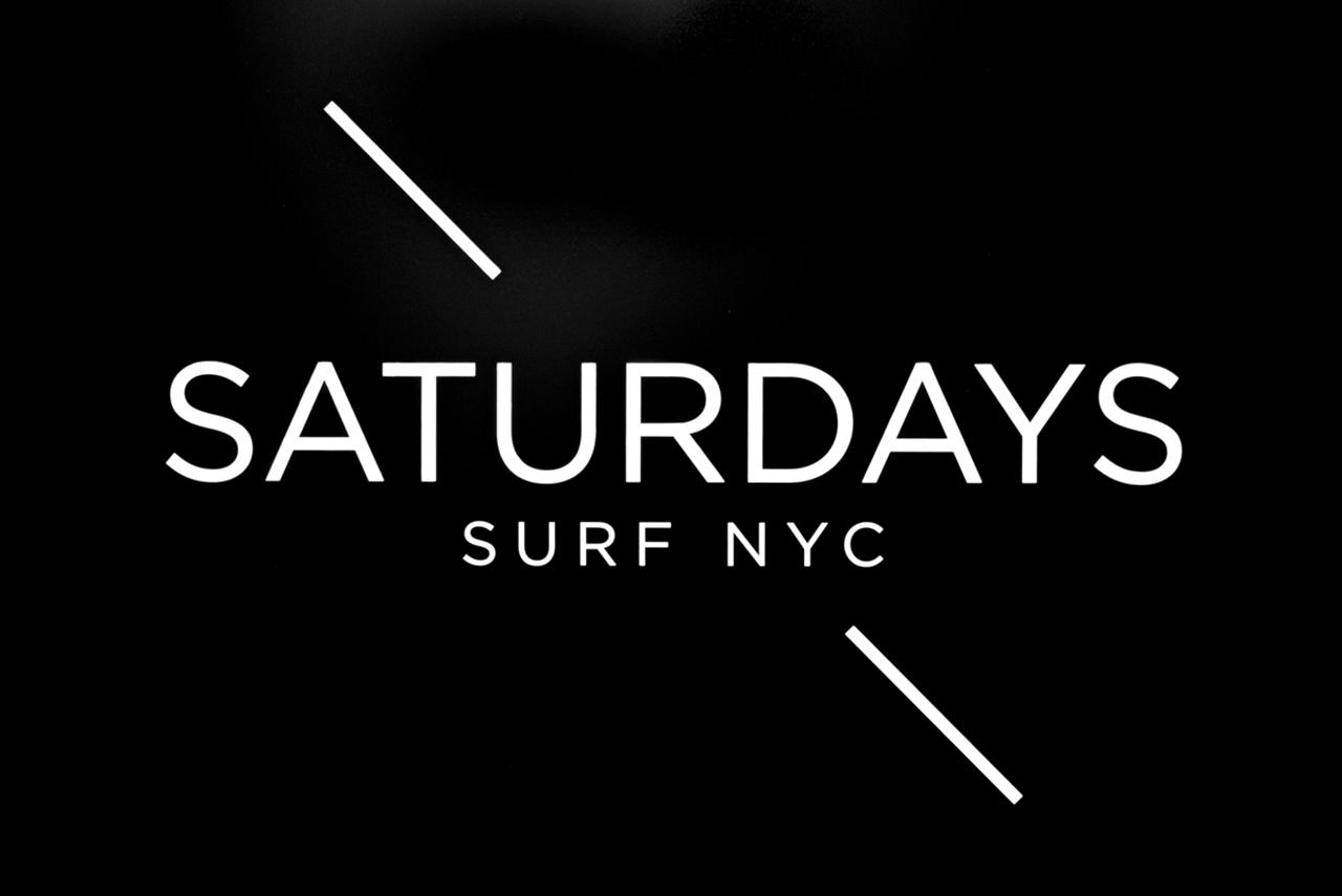 Image of Saturdays Surf NYC Kobe Opening
