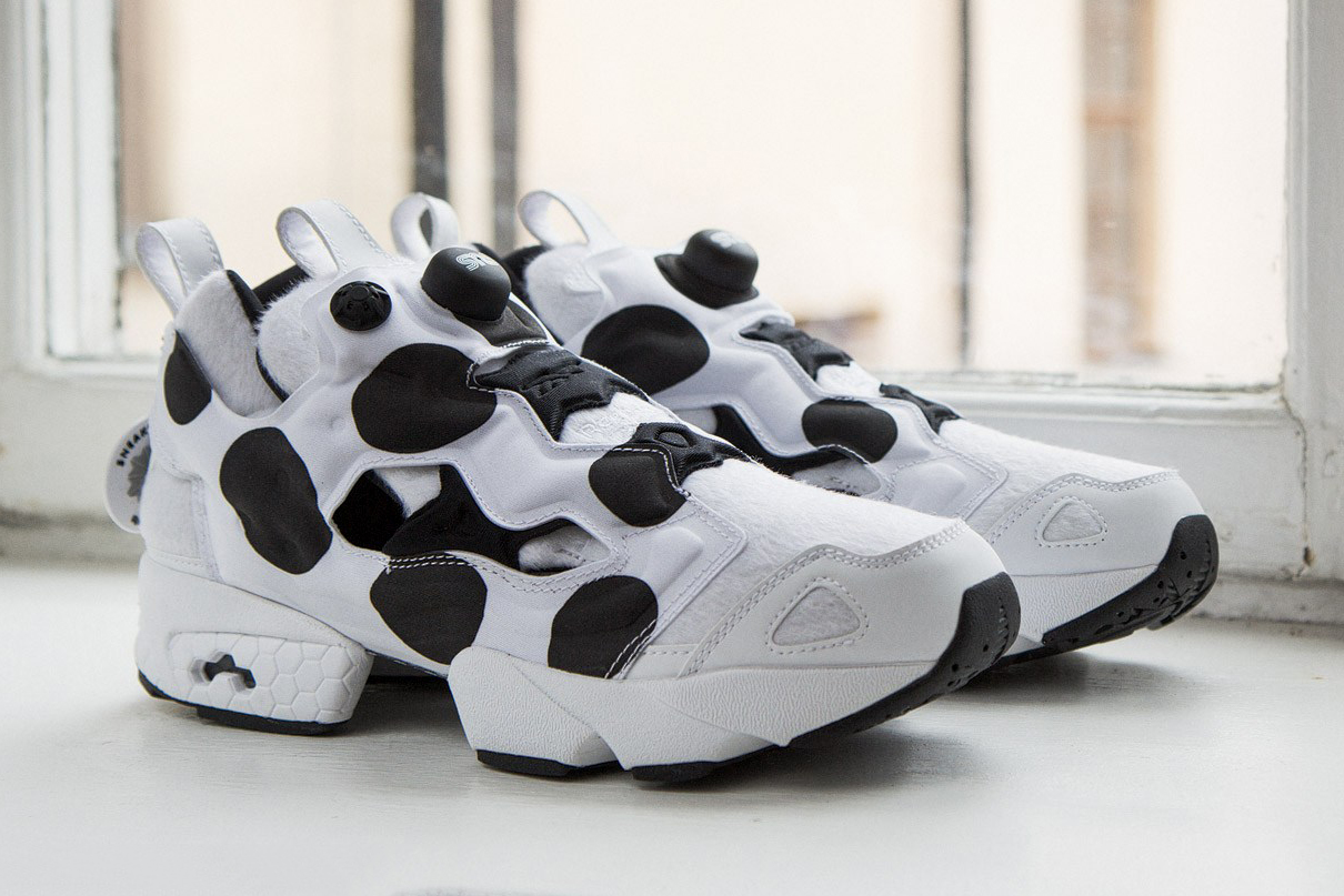"Image of Sneakersnstuff x Reebok Pump Fury ""Legal Issues"""
