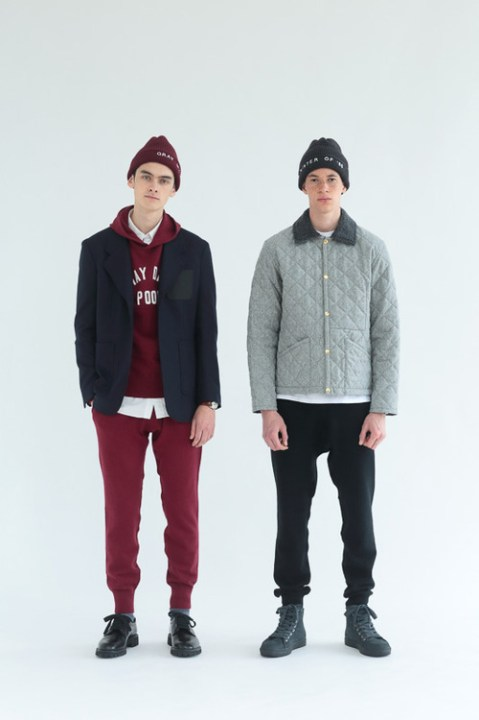 Image of soe 2013 Fall/Winter Collection