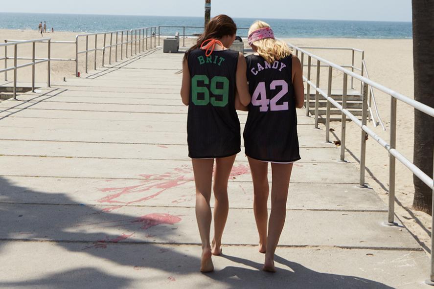 "Image of Spring Breakers x Opening Ceremony ""4Ever"" Lookbook"