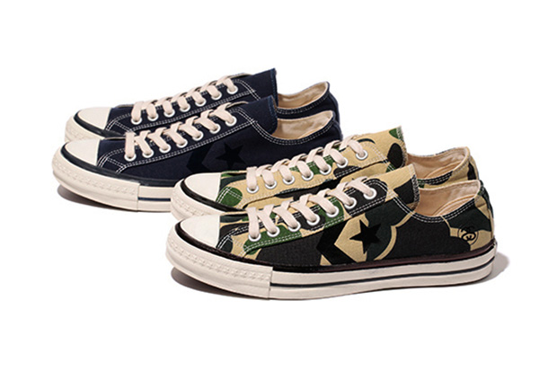 Image of Stussy Deluxe x Converse 2013 Spring/Summer CX-PRO OX