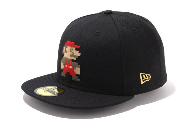 Image of Super Mario Bros. x New Era Japan 2013 Spring/Summer Collection