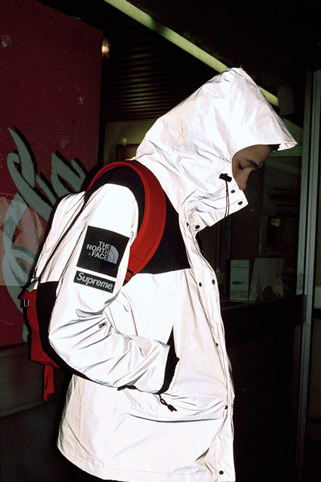 Image of Supreme x The North Face 2013 Spring/Summer Lookbook