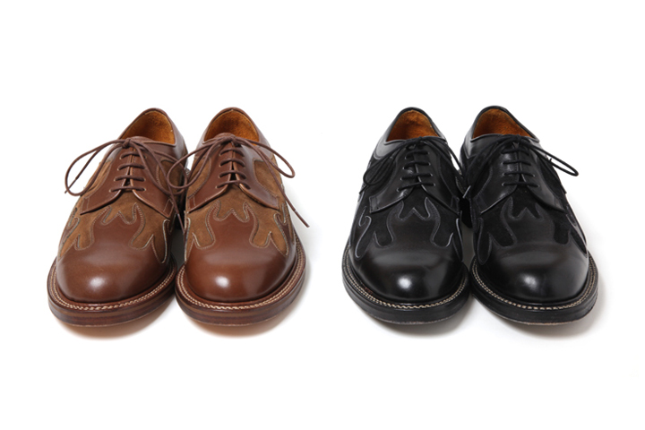 Image of TAKAHIROMIYASHITA TheSoloIst. 2013 Spring/Summer Rock 'n' Roll Wingtip