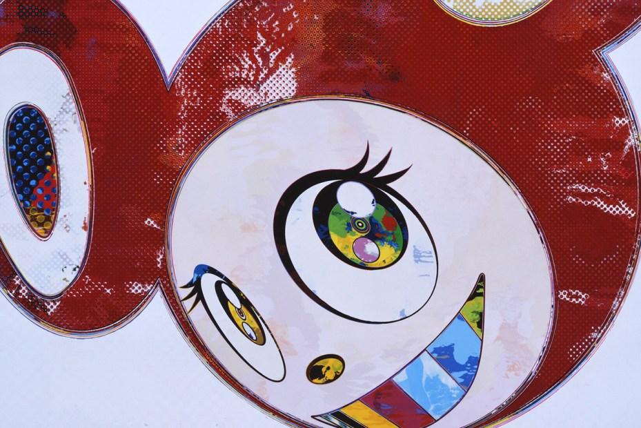 Image of Takashi Murakami 9th Solo Exhibition @ Galerie Perrotin Hong Kong