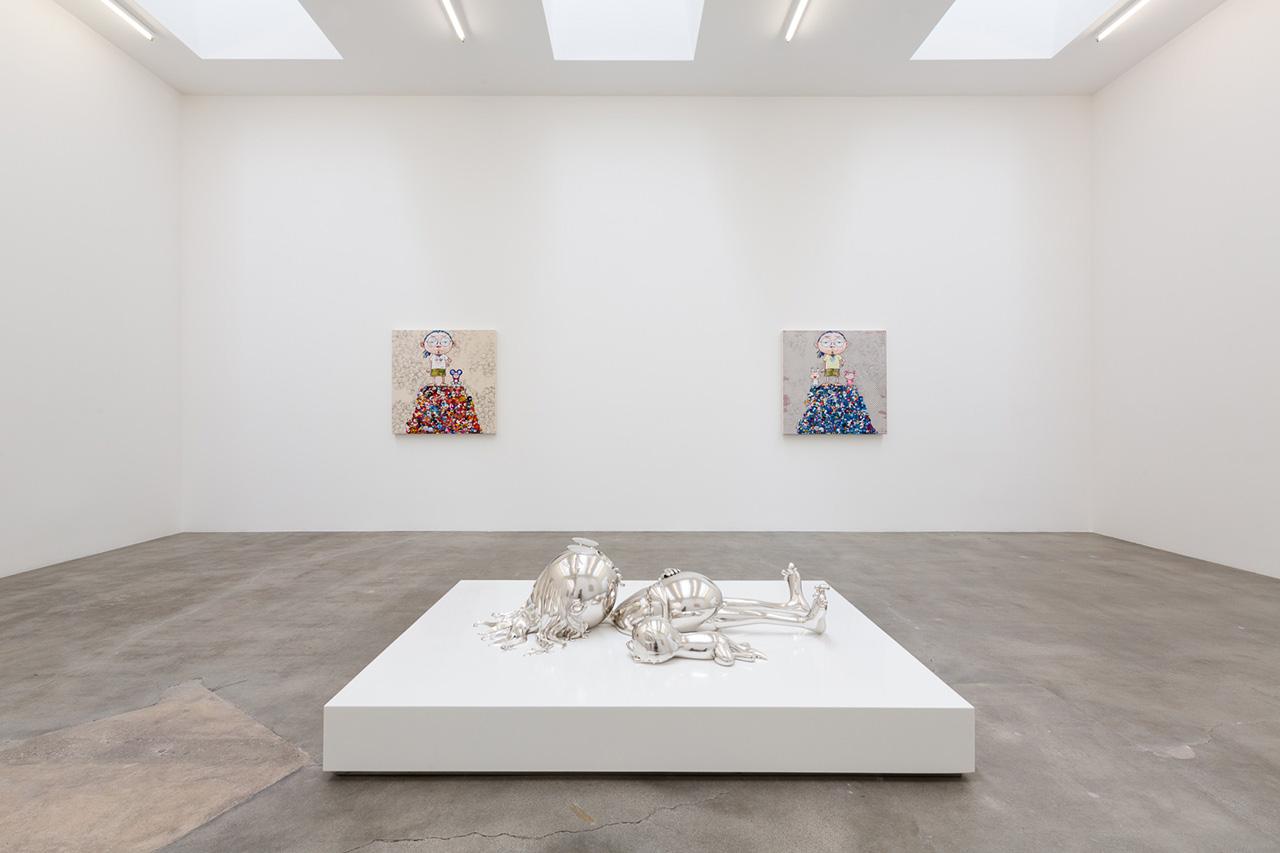 "Image of Takashi Murakami ""Arhat"" Exhibition Recap @ Blum & Poe"