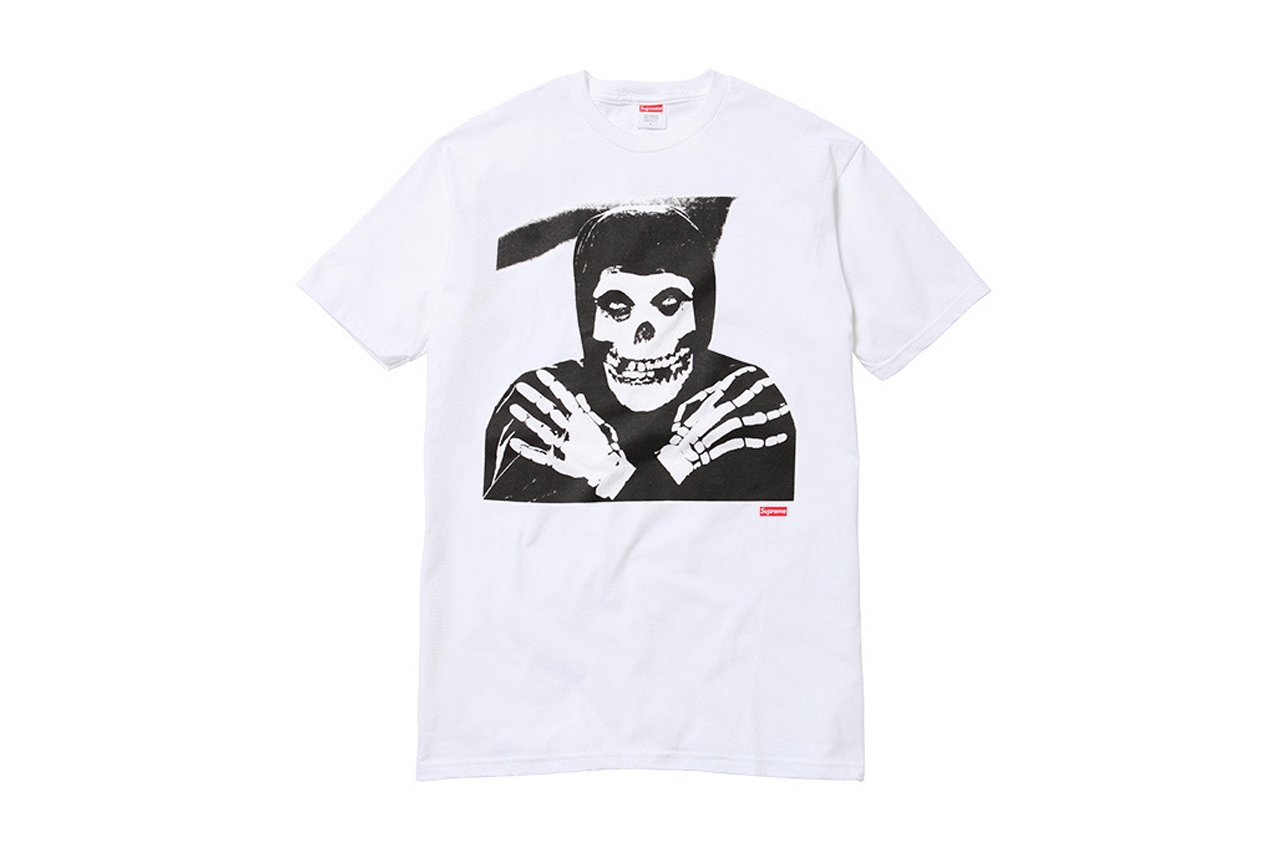 Image of Misfits x Supreme 2013 Spring/Summer Collection
