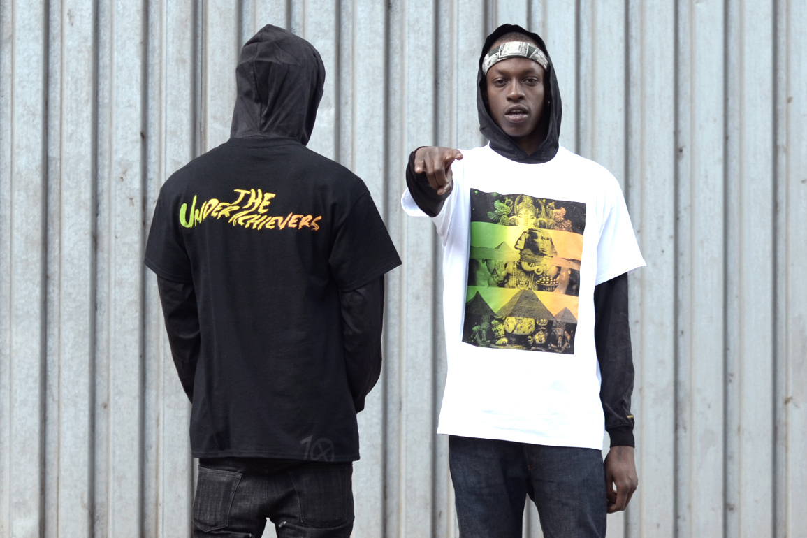 Image of The Underachievers x 10.Deep 2013 Spring/Summer T-Shirt