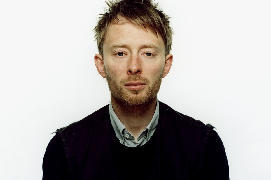 "Image of Thom Yorke Sits Down with Alec Baldwin on ""Here's The Thing"""