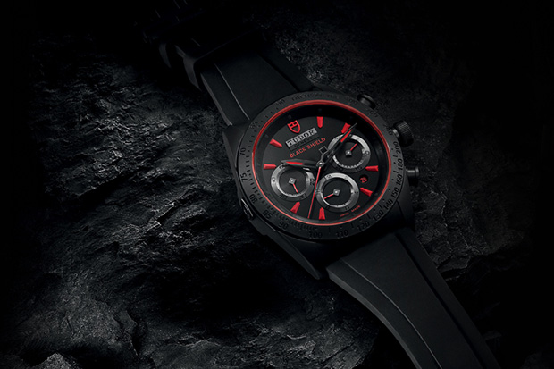 Image of Tudor 2013 Fastrider Black Shield Collection