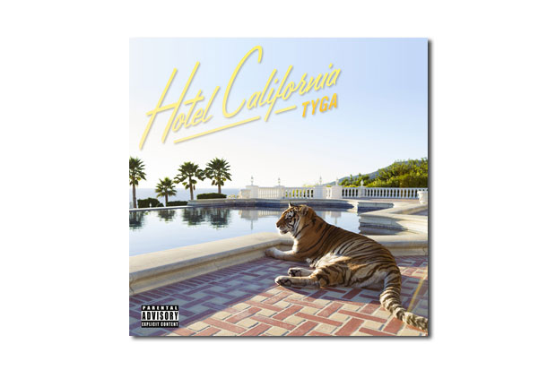 Image of Tyga - Hotel California (Album Review)