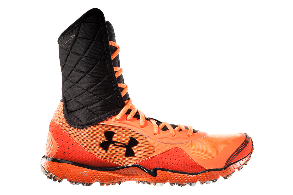 Trail Running Shoes With Ankle Support