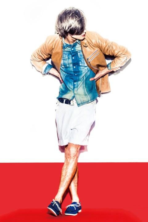 Image of VANQUISH 2013 Spring/Summer Lookbook