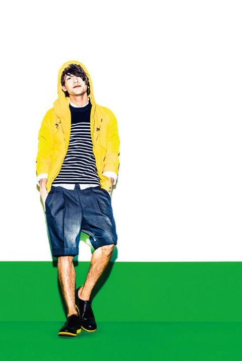 Image of VANQUISH 2013 Spring/Summer Lookbook