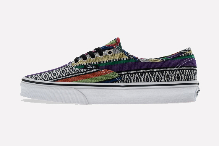 Image of Vans 2013 Spring/Summer Authentic Guate Stripe