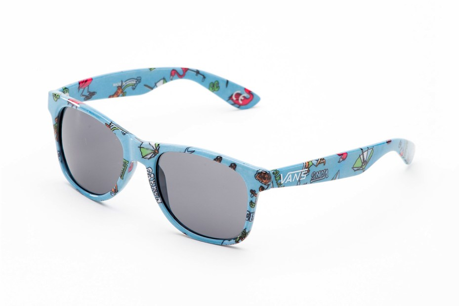 Image of Vans Apparel 2013 Spring Island Accessories Collection