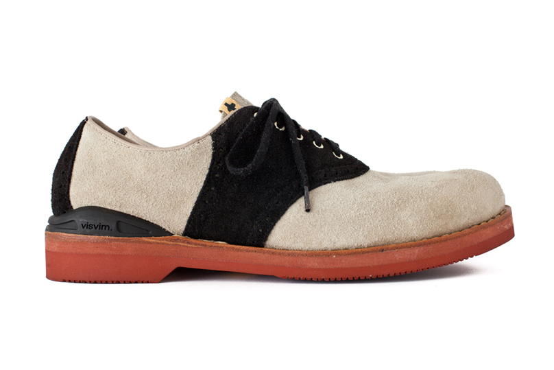 Image of visvim 2013 Spring/Summer PATRICIAN SUEDE-FOLK *F.I.L. EXCLUSIVE